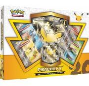 Pokemon Pokemon kaarten TCG - Pikachu EX - 20th Anniversary Red & Blue Box