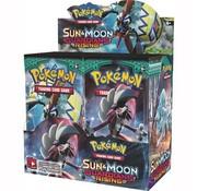 Pokemon 36 Pakjes Pokemon Kaarten Sun & Moon Guardians Rising Boosterbox
