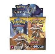 Pokemon Pokemon Kaarten Sun & Moon Booster Box Display (36 Booster packs)