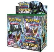 Pokemon Pokemon Kaarten TCG XY10 Fates Collide Booster Box Display (36 Booster packs)