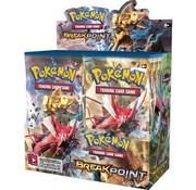 Pokemon Pokemon Kaarten TCG XY9 BREAKpoint Booster Box Display (36 Booster packs)