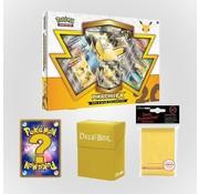 Pokemon Pokemon kaarten TCG - Pikachu EX - Yellow Set