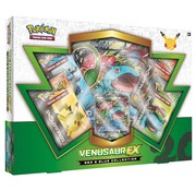 Pokemon Pokemon kaarten TCG - Venusaur EX - 20th Anniversary Red & Blue Box