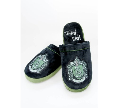 Harry Potter Harry Potter Zwadderich instap pantoffels met anti slip