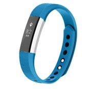 REBL Siliconen polsbandje voor de Fitbit Alta / Alta HR - Blauw