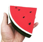REBL Watermeloen kwart Jumbo Squishy