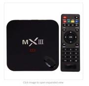 Mediaspeler Android TV Box MX3