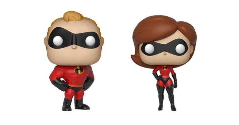 Funko Pop! - Incredibles 2 met Mystery Mini's