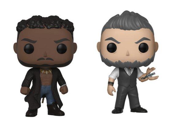 Black Panther Pop! Series 2!