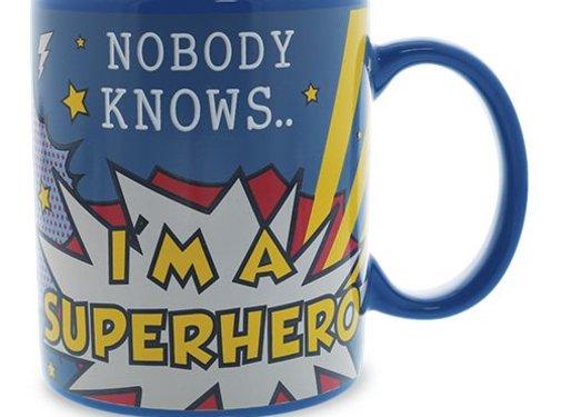 Fizz Creations Magic Mok - Nobody knows I'm a superhero