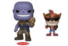 """Nieuwe exclusives binnenkort beschikbaar - Thanos 10"""" !"""