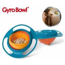 Gyro Bowl - Bewaar / Eet-bakje voor uw kinderen zonder te knoeien