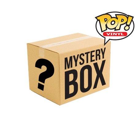 Funko Funko Pop! Mystery Box - 6 stuks met gegarandeerde limited edition / chase