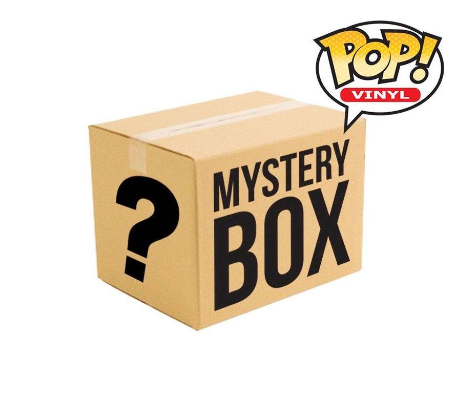 Funko Pop! Mystery Box - 6 stuks met gegarandeerde limited edition / chase
