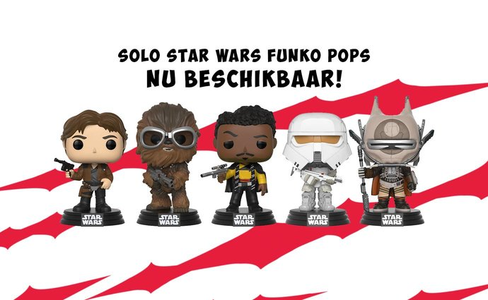 Solo Star Wars Funko