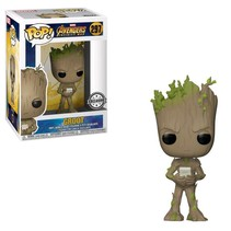 Teen Groot w/ Video Game #197 - Funko POP!
