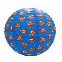 Superman papieren lampenkap