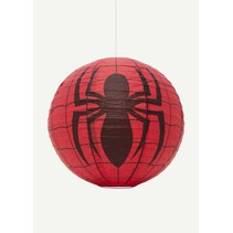 Spider Man Marvel papieren lampenkap