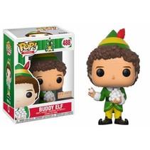 Buddy Elf with Snowballs #488 - Funko POP!