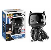 Funko Batman (Black Chrome) #144 - Funko POP!
