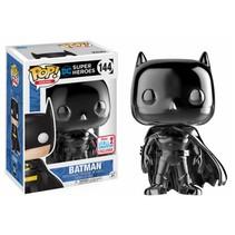 Batman (Black Chrome) #144 - Funko POP!