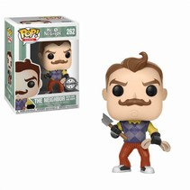 Neighbor with Axe and Rope #262 - Funko POP!