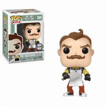 Neighbor with Apron and Meat Cleaver #265 - Funko POP!