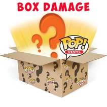 Funko Pop! Box Damage Mystery Box - 6 stuks