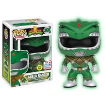 Green Ranger (Glow In The Dark) #360 - Funko POP!