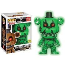 Nightmare Freddy (Glow in the Dark) #111 - Funko POP!