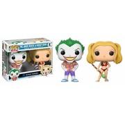 Funko Beach Joker and Harley 2-Pack  #2 - Funko POP!