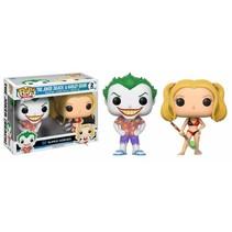 Beach Joker and Harley 2-Pack  #2 - Funko POP!