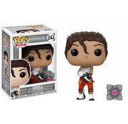 Funko Chell with Portal Gun #243 - Funko POP!