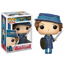 Etta Candy with Sword and Shield #228 - Funko POP!