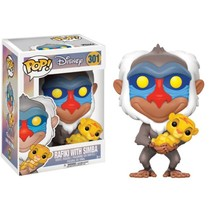 Rafiki with Simba #301 - Funko POP!