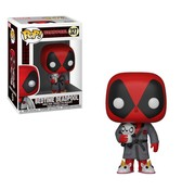 Funko Bedtime: Deadpool in Robe #327 - Funko POP!