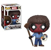 Funko Deadpool: Bob Ross #319 - Funko POP!