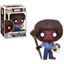 Deadpool: Bob Ross #319 - Funko POP!