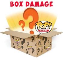 Funko Pop! Box Damage Mystery Box - 3 stuks