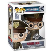 Funko Stan Lee Cameo Army General #282 - Funko POP!