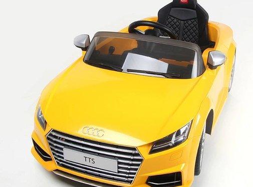 Audi Audi TTS Roadster Kinderauto met afstandsbediening