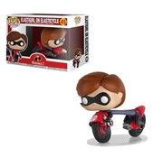 Funko Elastigirl on Elasticycle #45 - Funko POP!
