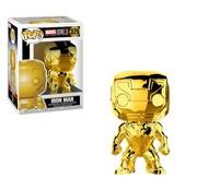 Funko Iron Man (Chrome) #375 - Funko POP!