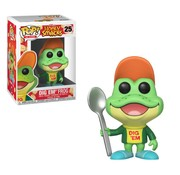 Funko Dig Em' Frog (Box Damage) #25 - Funko POP!
