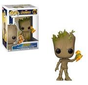 Funko Groot with Stormbreaker #416 - Funko POP!