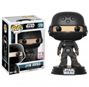 Funko Jyn Erso Disguise with Helmet NYCC 2017 #431 - Funko POP!