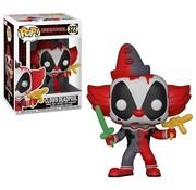 Funko Clown Deadpool #322 - Funko POP!