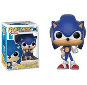 Funko Sonic with Ring #283 - Funko POP!