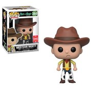 Funko Western Morty SDCC 2018 #364 - Funko POP!