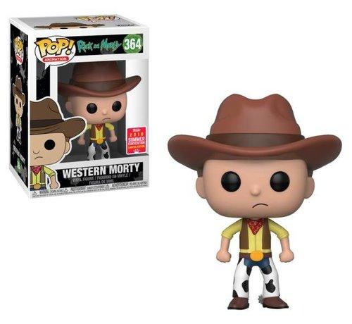 Funko Western Morty SDCC 2018 #364  - Rick & Morty -  - Funko POP!